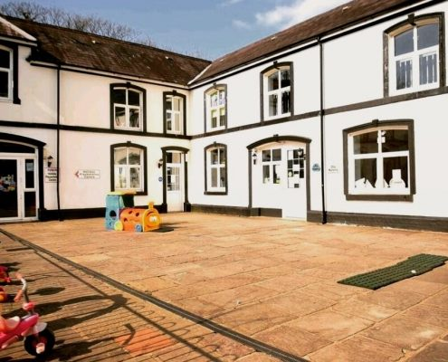 Highgate day nursery in Morriston, Swansea